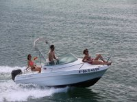 Boat for rent multi-seater