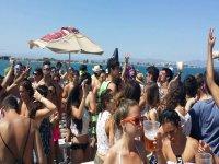 sol mar y fiesta en Valencia