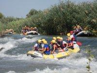 Rafting in Murcia: Cieza to Abarán stretch