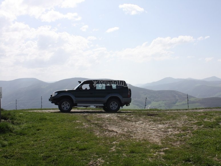 Tour in 4x4 area of ​​Cangas de Narcea