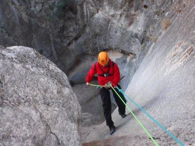 穆尔西亚溪降:Salto del Ciervo(穆尔西亚)