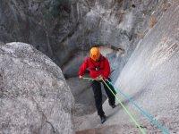 Dry Canyon Descend, Salto del Ciervo (Murcia)