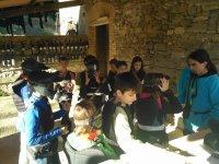Jornada multiactividad para escuelas en Girona