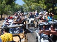 Safari Jeep en Tour Comboy