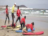 surf school famara