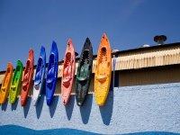 Canoas para todo tipo de edades