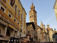 Visita Teruel durante la celebración de las bodas de Isabel de Segura