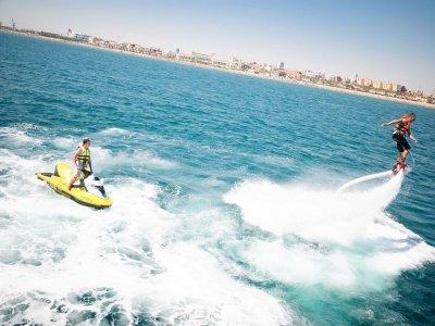 Sesión de Flyboard en el Puerto de Valencia 40 min