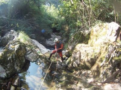 Barranco del Navedo Potes con vídeo y pícnic
