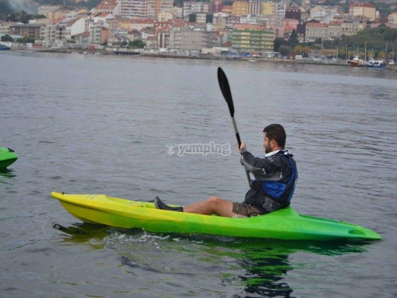 Kayak de alquiler
