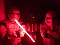 Campamento Star Wars aventuras e inglés en Cazorla