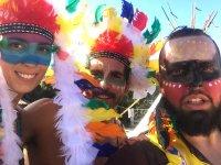 Campamento Cherokee inglés y aventuras en Almijara