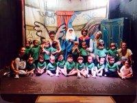 Teatro con los niños