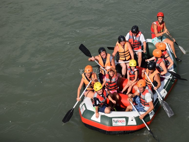 A full raft