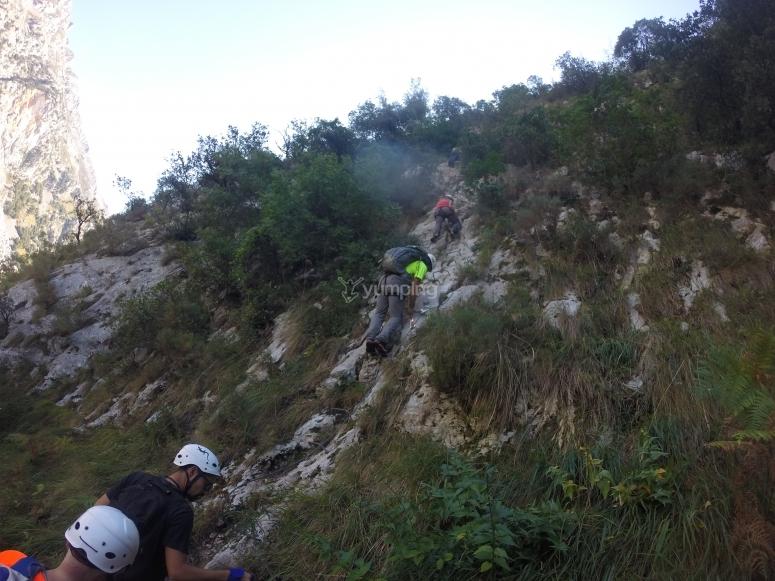 Asciende por las cumbres de Cantabria