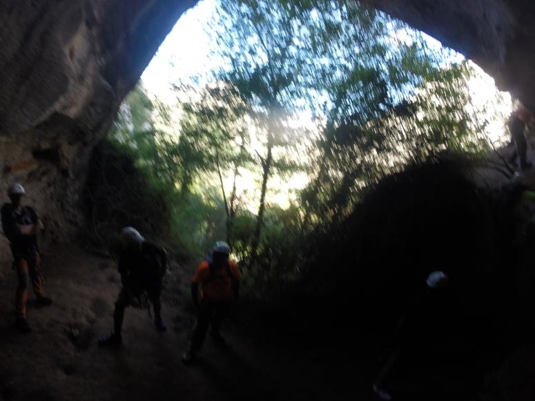 Visita la cueva Ciloña