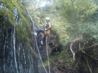 Descent Ravine El Molino w. Video & Picnic