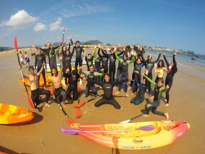 1-Week Multi-Adventure English Camp, Noja