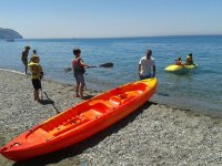 Club Camp Kayaking