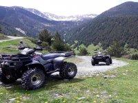 Ruta en Quad en la frontera de Andorra 2.30 horas