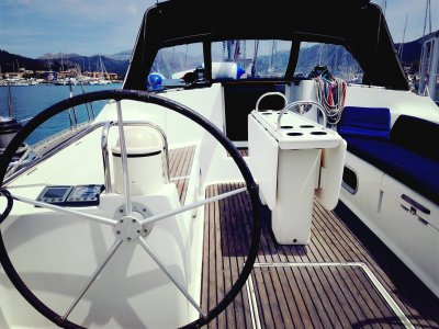 Atlantis 39 Yacht Rental in Mallorca