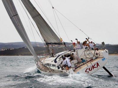 航行阿尔赫西拉斯和直布罗陀海峡4小时
