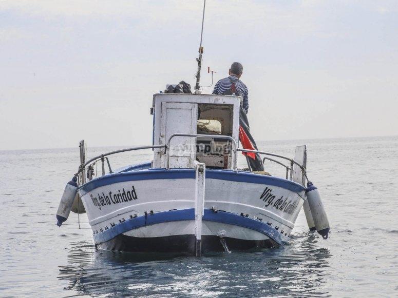 Fishing in the Mediterranean
