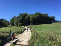 Practice hiking in Madrid and Avila