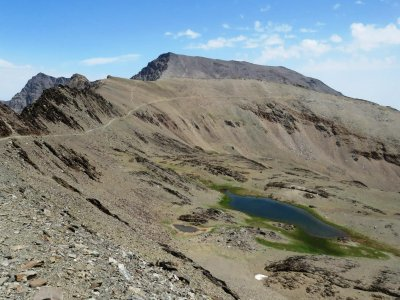 Ruta a las Lagunas de Sierra Nevada nivel medio