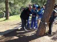 Aventura para colegios Sant Llorenç Morunys 3 días