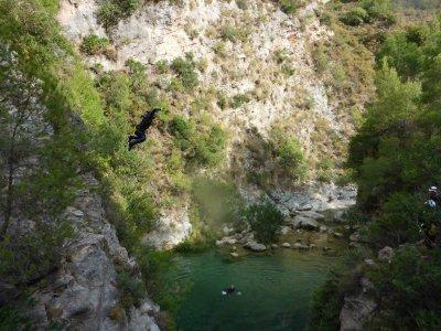 在RíoVerdeIntegral的溪降6小时