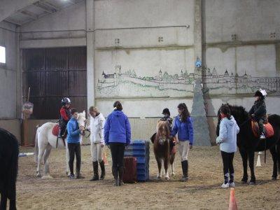 Equestrian Activities for Schools in Segovia, 3h