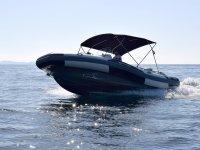 Seahawk en Ibiza