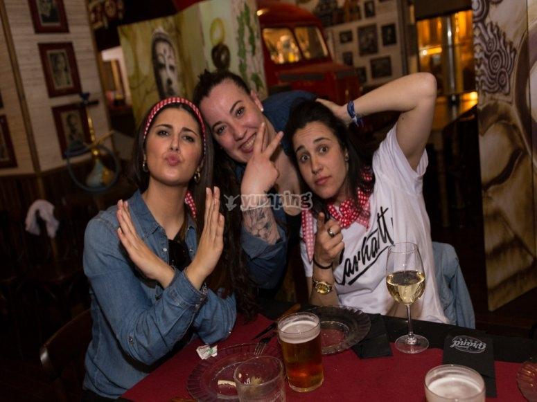 Despedida de soltera en Malaga