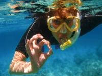 Snorkel en el parque natural de la Dragonera
