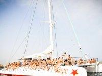 catamaran magic boat