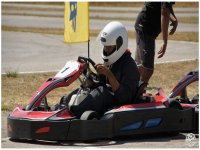 In the karts