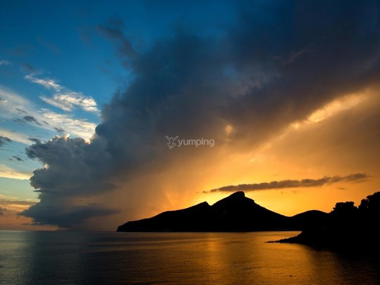 日落在马洛卡