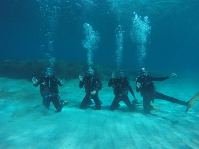 PADI Advanced Open Water Diver P. N. la Dragonera