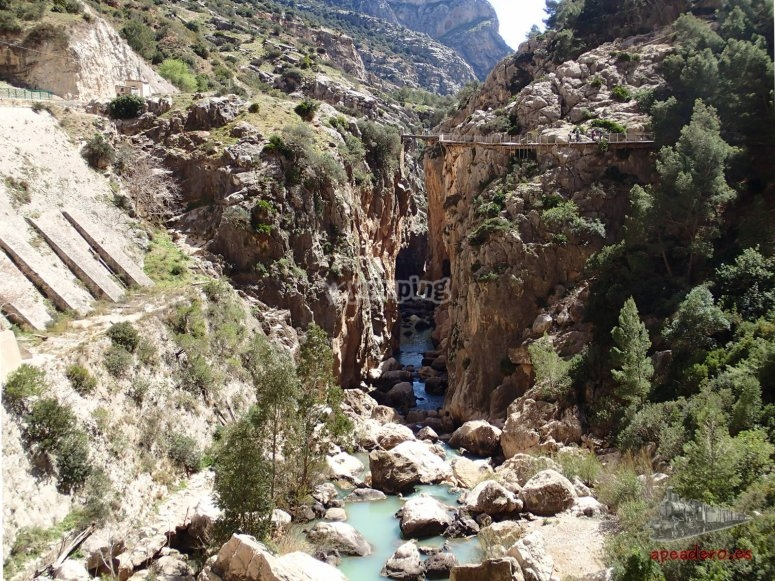Gorge of the Gaitanes and Caminito del Rey