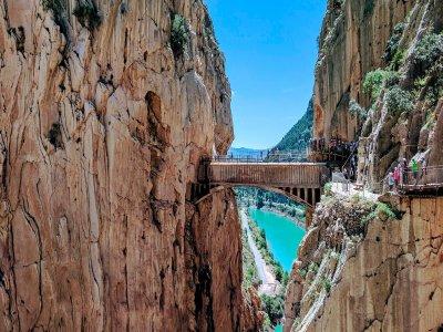 Visita guidata di Caminito del Rey Málaga 4 ore