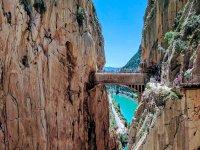 Ruta guiada por Caminito del Rey Málaga 4 horas
