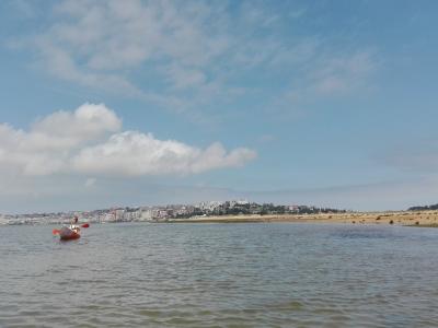 Alquiler de canoa en la zona de Somo 3 horas