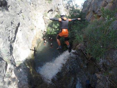 穆尔西亚的Barranco de la Higuera 4小时