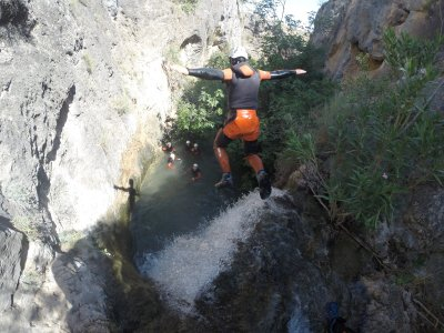 Barranco de la Higuera a Murcia 4 ore