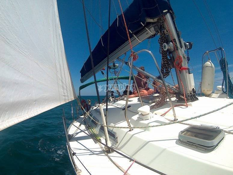 帆船出租Huelva