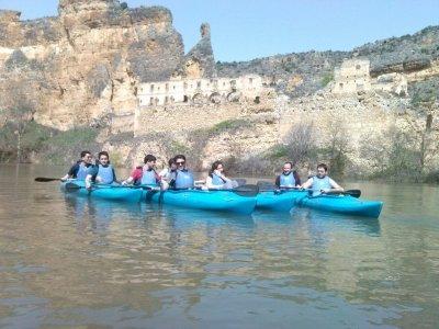 Route By a Canoe, Las Hoces del Duratón, Adult
