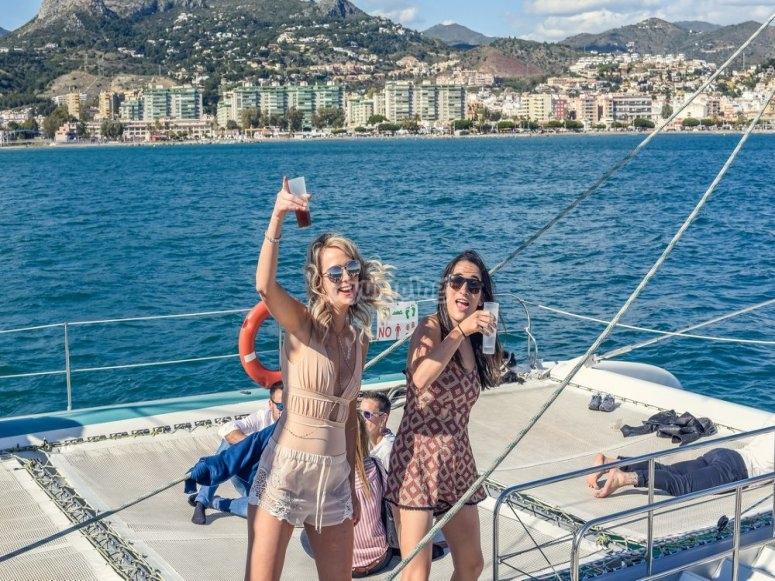 地中海的单身聚会