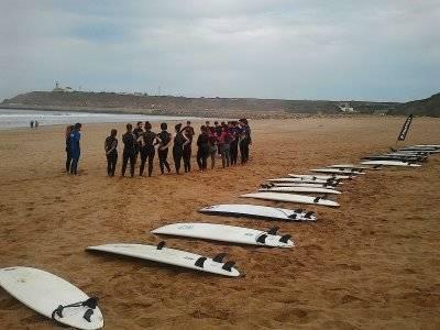 Escuela de Surf Longbeach