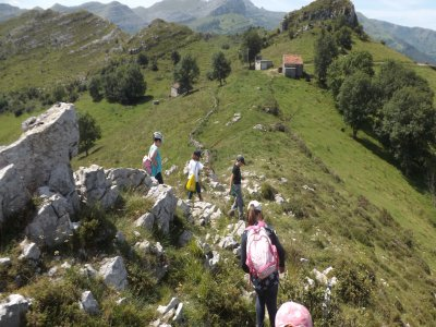1-Week Highland Urban Camp, Cantabria